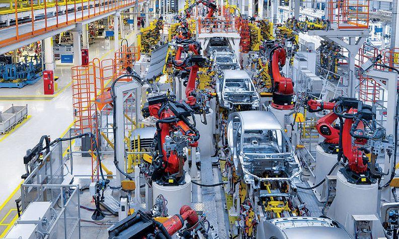 Auto manufacturing