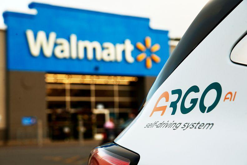 Ford Argo Walmart