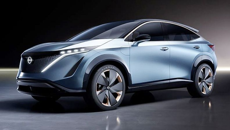 Nissan delays launch of Ariya flagship electric crossover due to chip shortage, COVID-19
