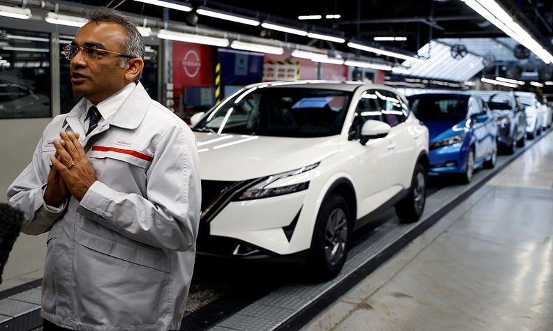 Ashwani Gupta Nissan Sunderland July 2021 Rtrs.jpg