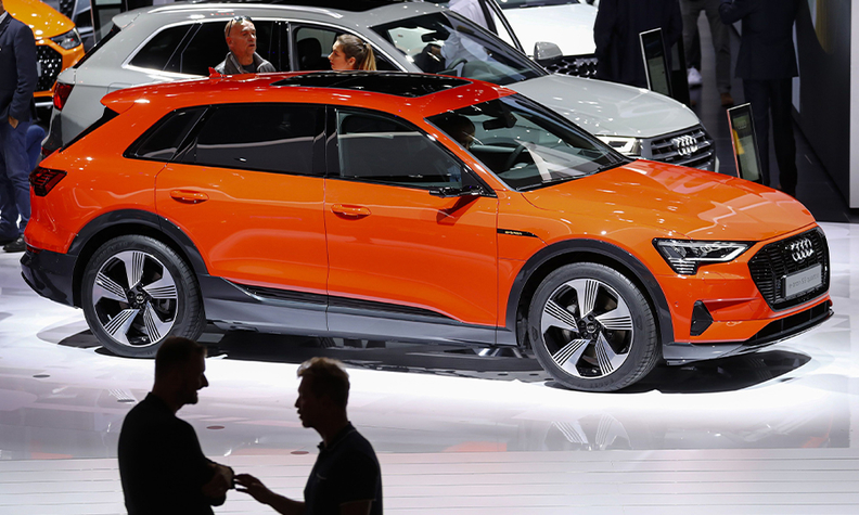 Audi plans to launch 30 electrified vehicles by 2025 and two-thirds of them will be full-electric models.