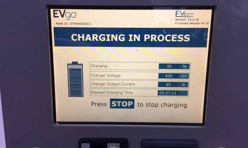 The current state of EV charging: More work needed
