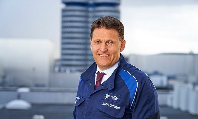 Robert Engelhorn, who currently heads BMW's plant in Munich, will take over the management of the automaker's U.S. factory.