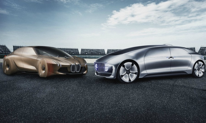 Daimler, BMW deepen cooperation with self-driving venture