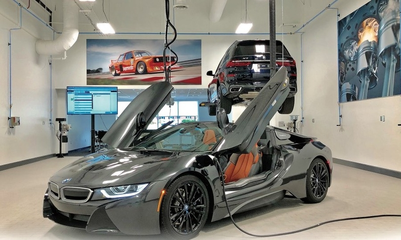 BMW invests in tech training for EV expansion