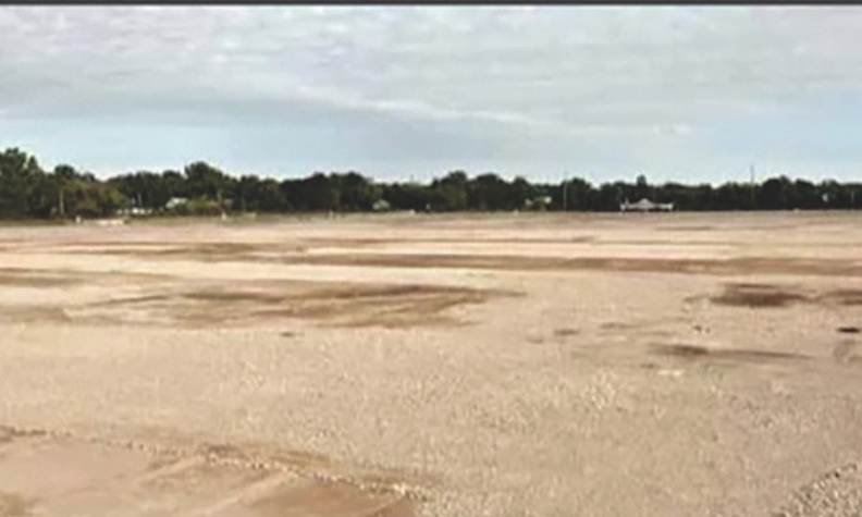 Mahindra's plan to construct a $1 billion vehicle assembly plant would involve this vacant land in Flint, Mich., that used to be the home of General Motors' Buick City complex.