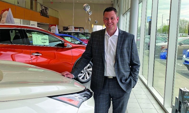 Justin Buzzell of #1 Cochran Automotive said the group's training efforts will help with the customer experience.