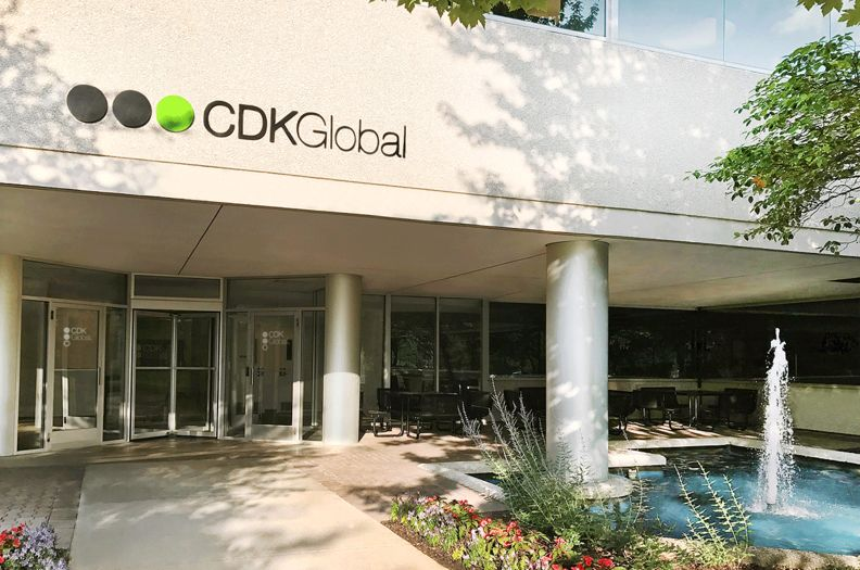 CDK Global acquires digital retailing provider Roadster for 0M