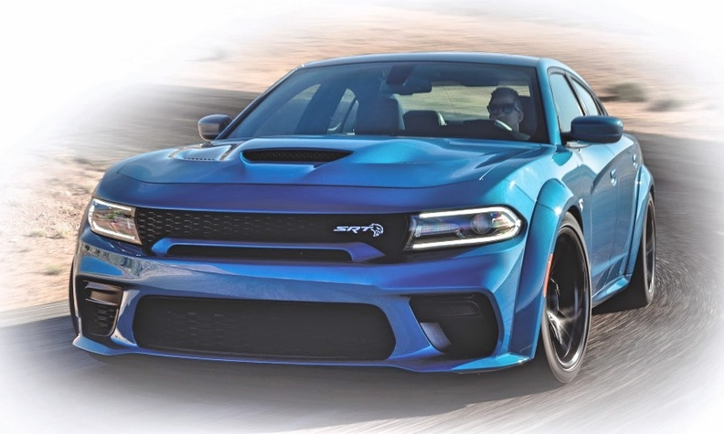 "Dodge's Charger Widebody: ""Really what people have been waiting for."""