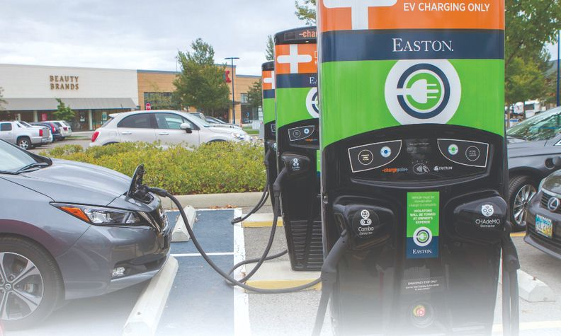 The Smart Columbus regional mobility initiative and public utility AEP Ohio have installed more than 900 charging stations over the past three years.