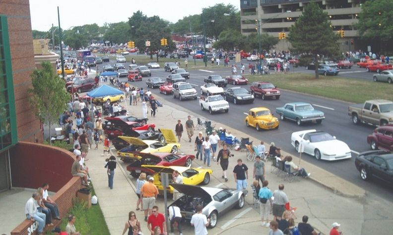 Even a pandemic won't keep some car lovers from metro Detroit's Woodward Avenue event.