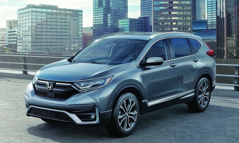 Honda's CR-V hybrid should provide a boost.