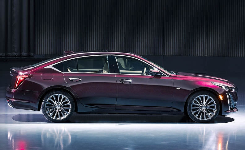 New Cadillac CT5 kicks off overhaul of cluttered sedan lineup