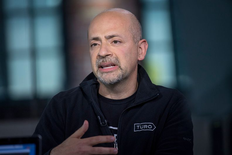 Turo CEO Andre Haddad
