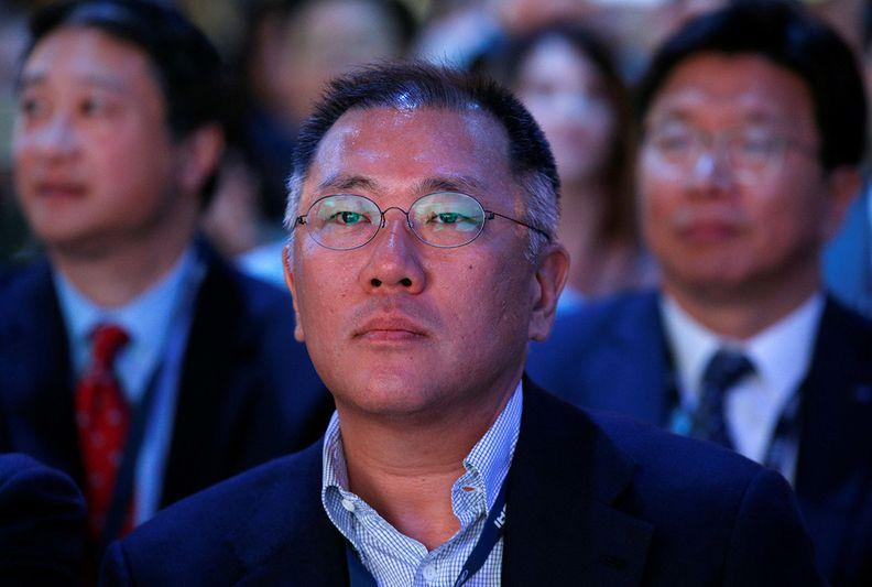 Euisun Chung, vice chairman of Hyundai Motor Co.