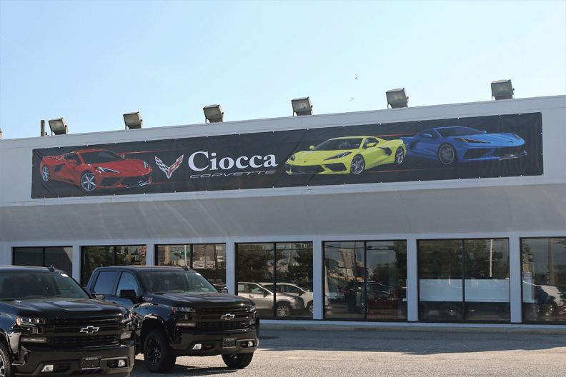 Gregg Ciocca is CEO of Ciocca Dealerships.