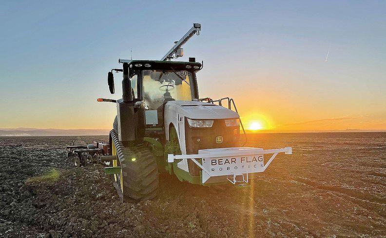 John Deere acquires Bear Flag Robotics to accelerate autonomous technology on the farm