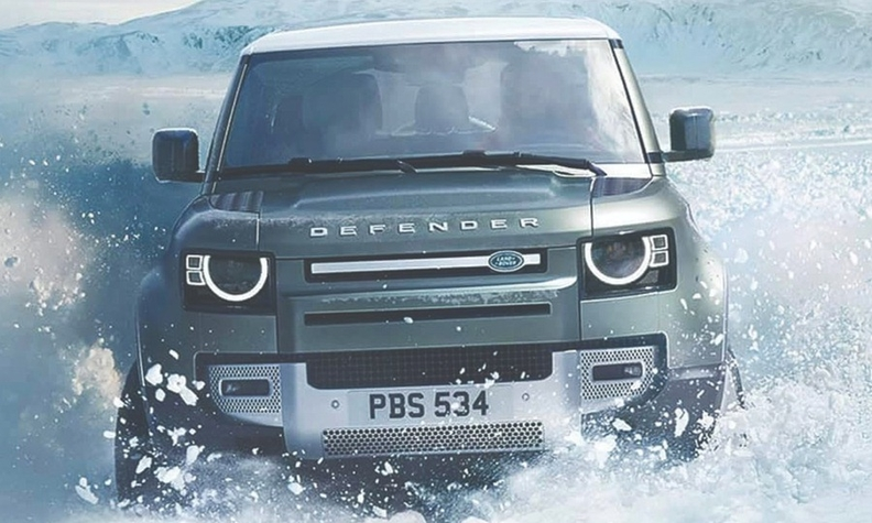 More than 180 accessories were created for the 2020 Defender.