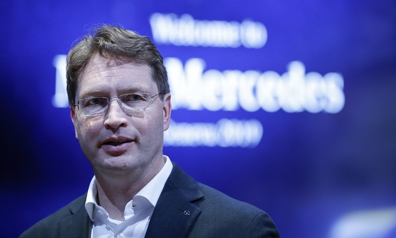 Daimler CEO Ola Kallenius is due to give a strategy update, which could include cost measures, later this month.