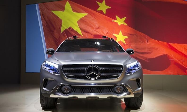 Daimler China