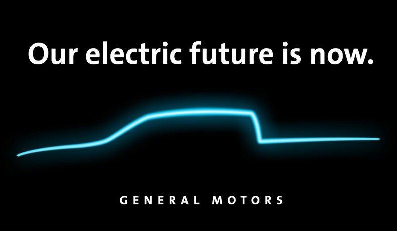 GM electric future