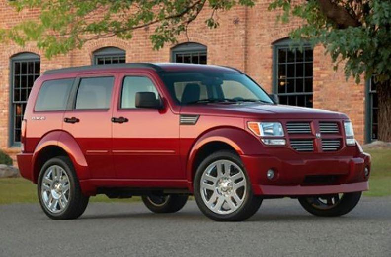 The Dodge Nitro SUV