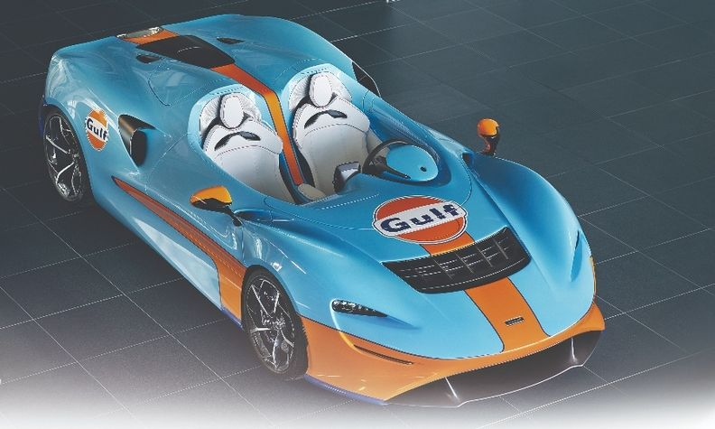McLaren will build 149 units of the Elva, which began production in November. Don't look for another Ultimate car until the next-generation P1 around 2025.