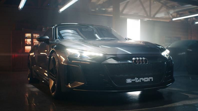 Audi ad