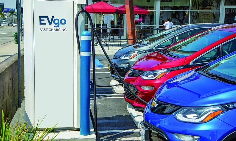 President Joe Biden's move to electrify all government vehicles could push forward charging infrastructure development.
