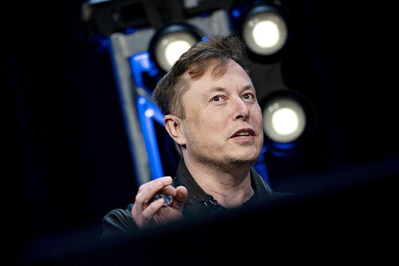 Tesla Inc. CEO Elon Musk