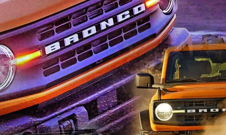 """""""Wrangler"""" on Bronco tires? Not once production starts."""