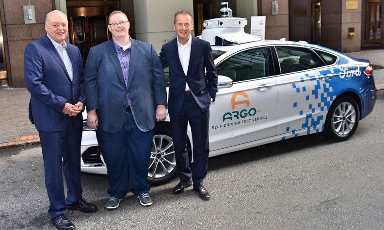 Robotaxis as the norm are still 'far away'