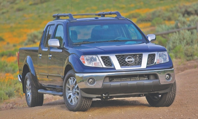 This year, Nissan plans to redesign models such as the Frontier.