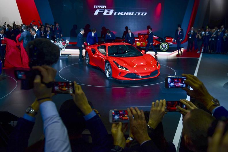 Ferrari earnings