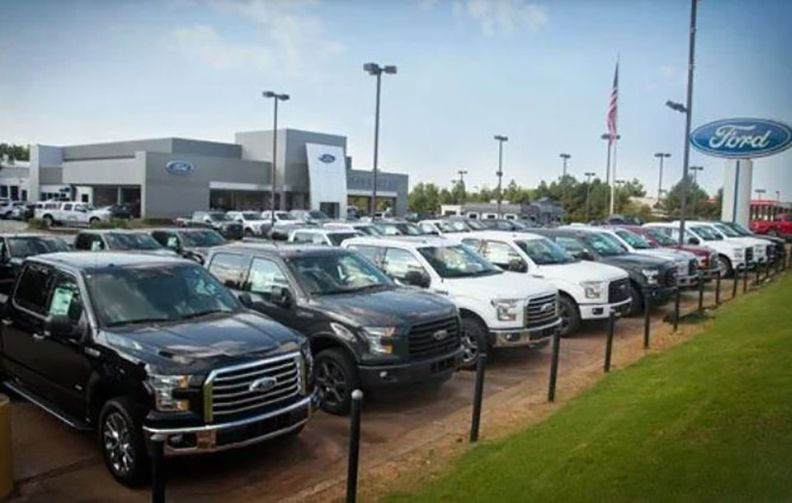 Five Star Ford Stone Mountain dealership near Atlanta