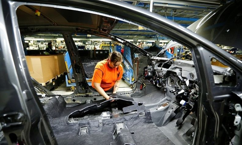 Ford Fiesta production in Germany