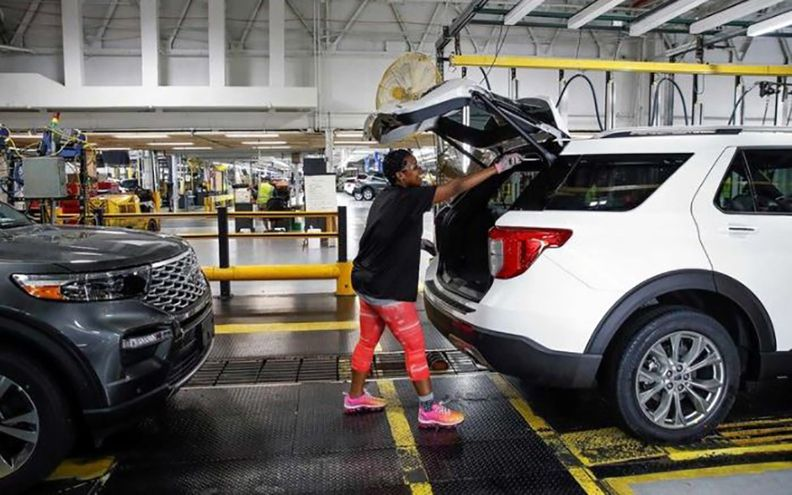 Ford Chicago plant