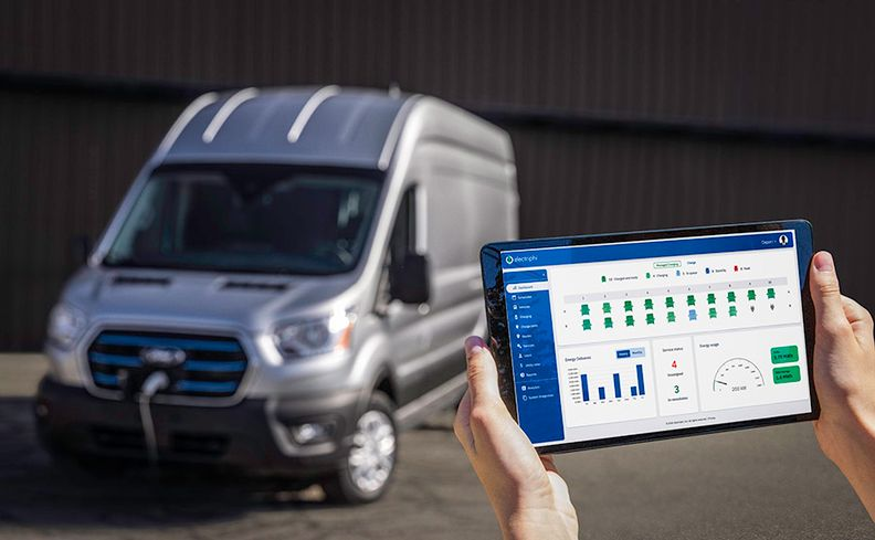 Ford beefs up commercial EV business with fleet charging acquisition