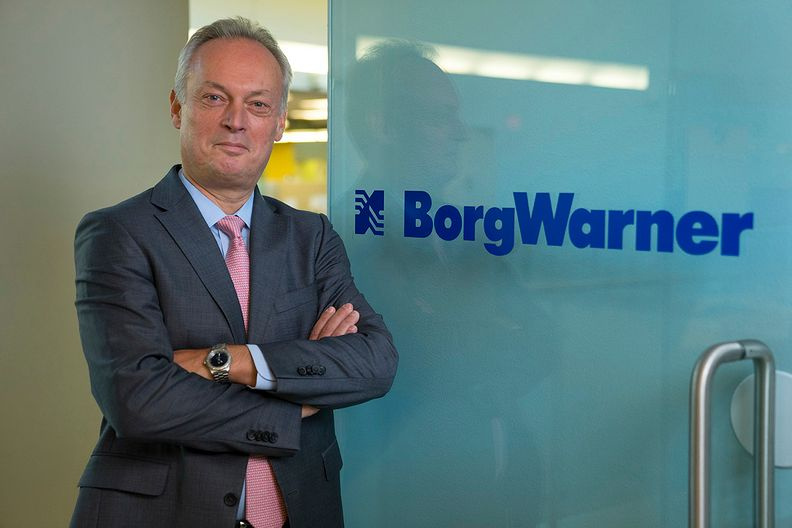 BorgWarner CEO Frederic Lissalde