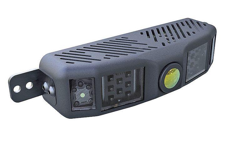 Guardian camera: Infrared-sensitive
