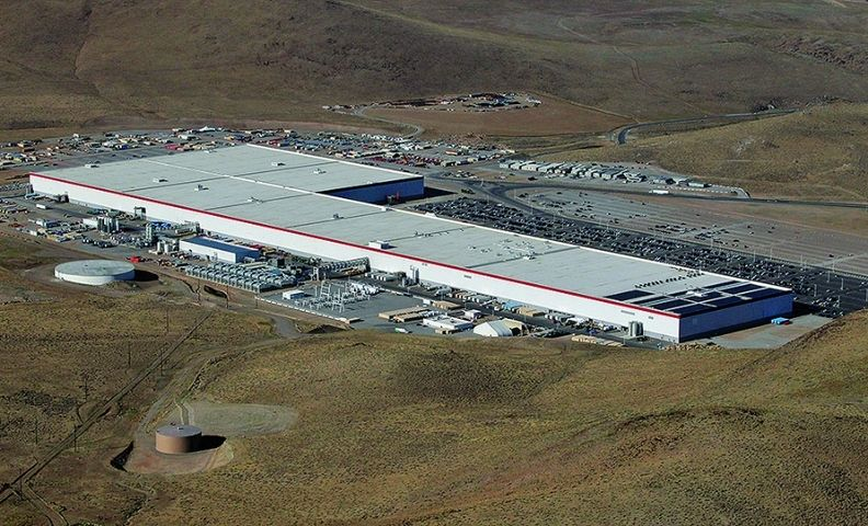 A former employee said he saw copper being hauled away from the Nevada Gigafactory.