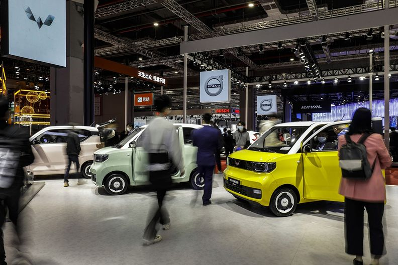 GM China venture betting on cult status to sell a million EVs
