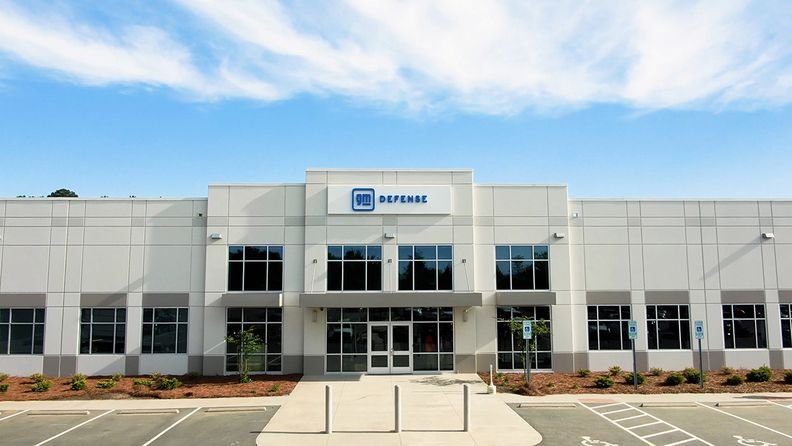 GM Defense taps new president, opens N.C. production center