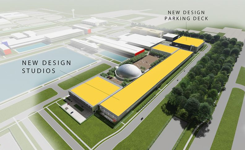 GM to expand design space at Warren Tech Center