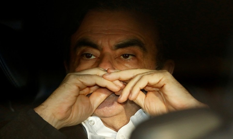 Japanese authorities arrested Ghosn in November for financial crimes after an investigation by Nissan. His trial is expected to begin this year.