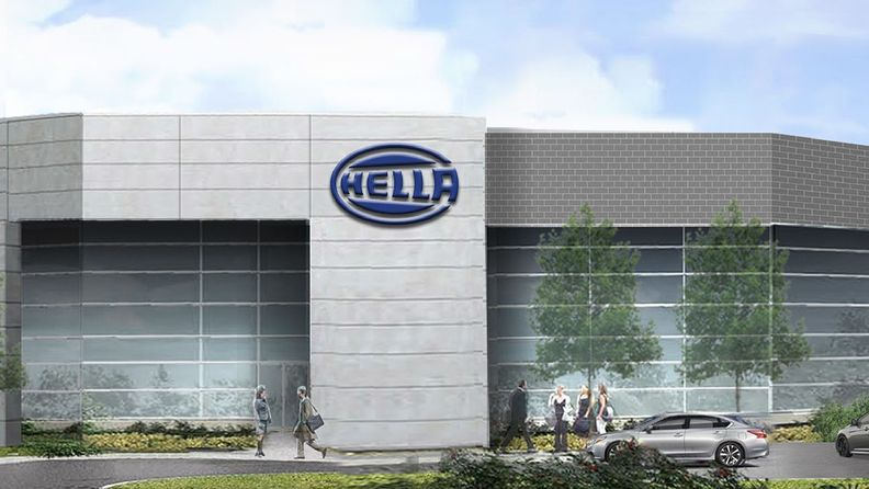 Hella headquarters