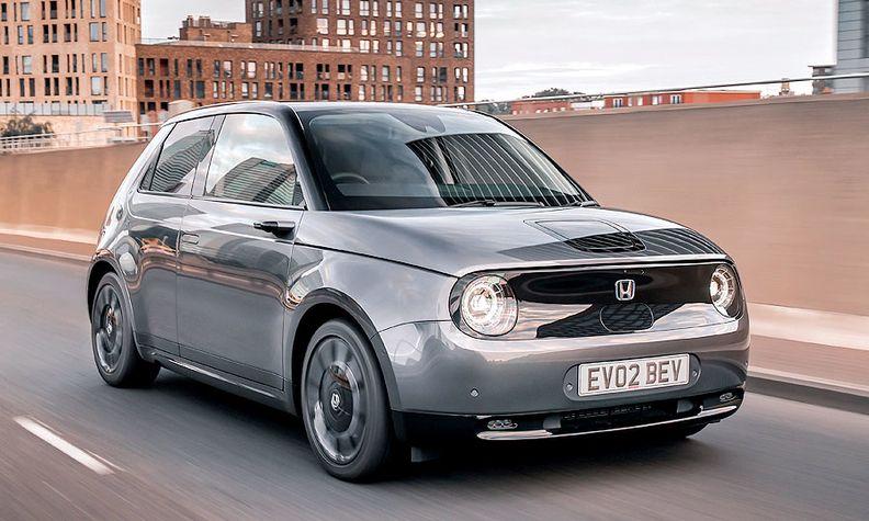 "Honda ""e"": Finding little success in Europe"