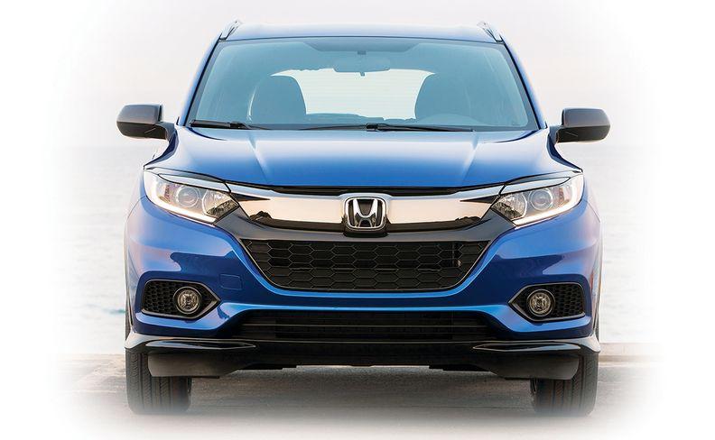 Honda HR-V front