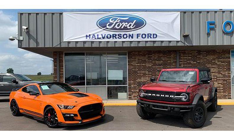 Halvorson Ford
