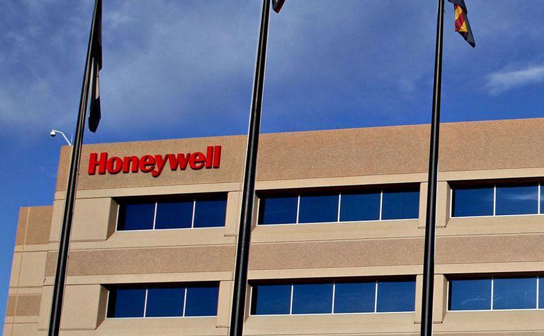Honeywell headquarters building